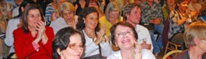 Jornada inicial. En la segunda fila, al centro, se ve a Anita Lizarralde, incansable difusora de La Verdadera Vida en Dios en su país Uruguay, en Brasil, Perú y Argentina, quién partió de este mundo durante el 2012 luego de una larga enfermedad que ofreció a Dios por la Unidad.