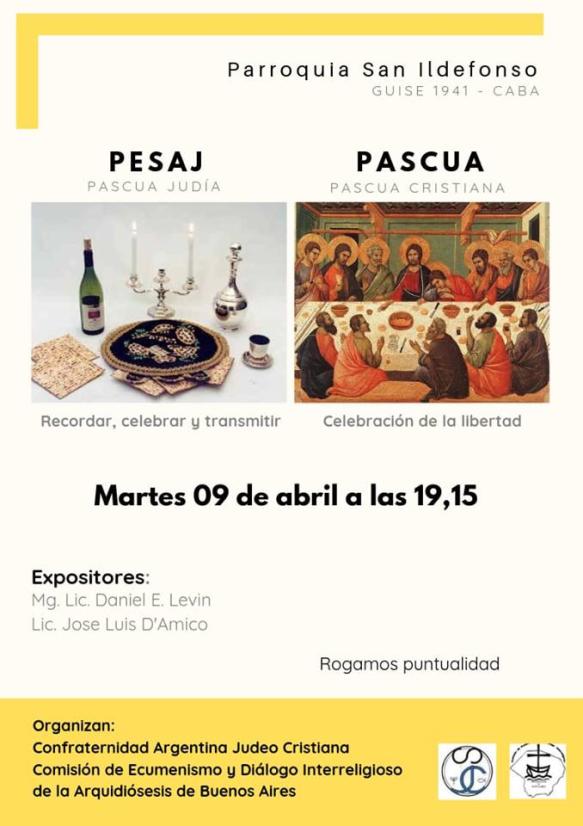Pesaj-Pascua