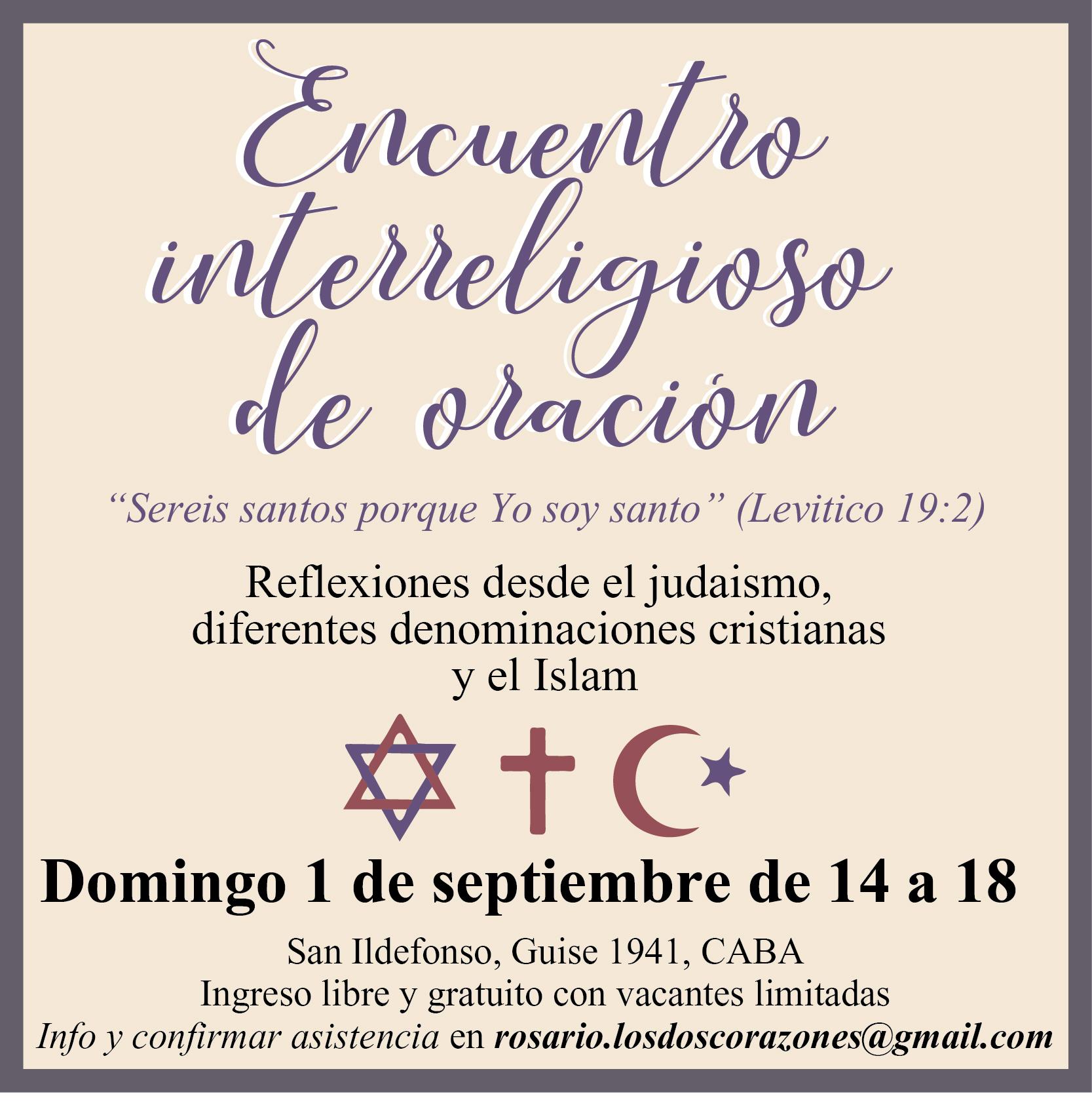 encuentro interreligioso (2)