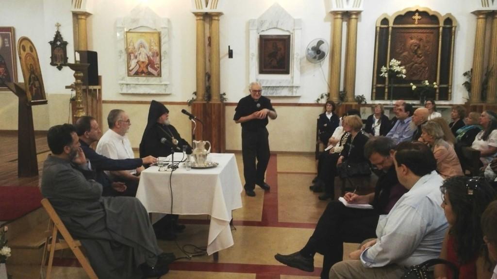 Reseña breve de la participación en  actividades realizadas por la Unidad de los cristianos en la Argentina.