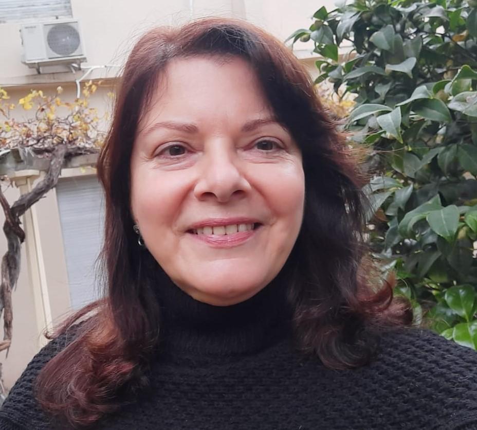 Marcela Groppa, charla de evangelización del 29 de mayo de 2021.
